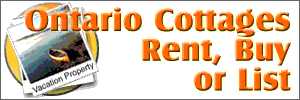 Ontario Cottages for sale or rent by owner